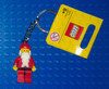 850150 LEGO® Key Chain Santa Claus
