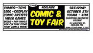 Brick Lady will be at the CBC Comic and Toy Fair on Saturday