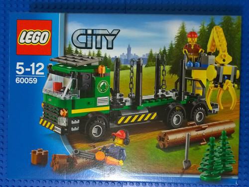 60059 LEGO® Logging Truck