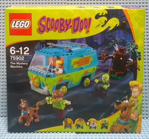 75902 LEGO® Scooby-Doo™ Mystery Machine