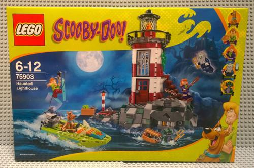 75903 LEGO® Scooby-Doo™ Haunted Lighthouse