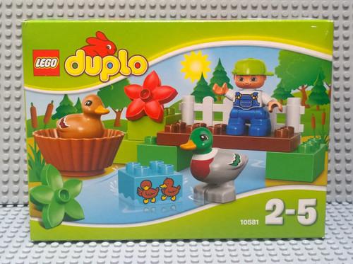 10581 LEGO® Duplo® Forest Ducks