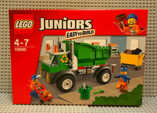 10680 LEGO® Juniors Garbage Truck