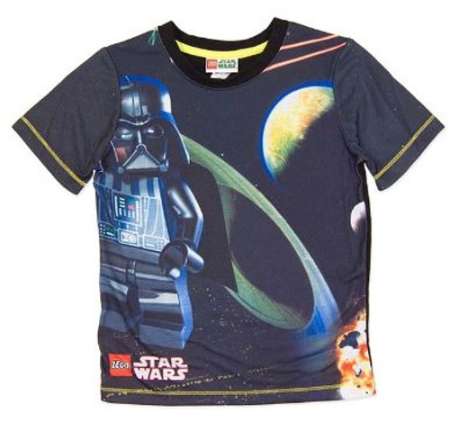 T-shirt Genuine licensed LEGO® Star Wars Darth Vader & moon