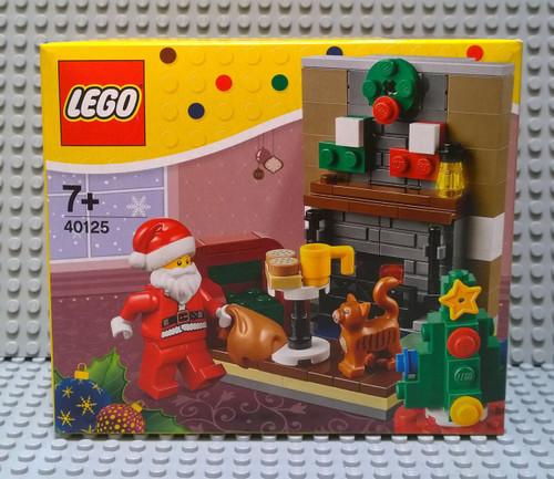 40125 LEGO® Santa's Visit