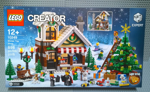 10249 LEGO® Winter Toy Shop