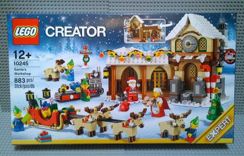 10245 LEGO® Santa's Workshop