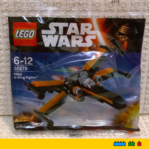 30278 LEGO® Star Wars™ Poe's X-Wing Fighter Mini polybag