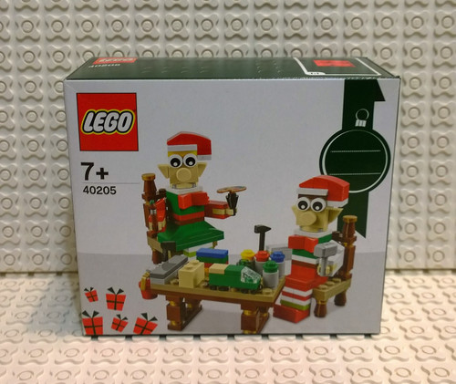 40205 LEGO® Little Elf Helpers