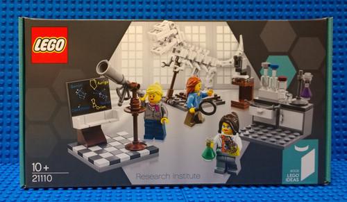 21110 LEGO® Ideas Research Institute