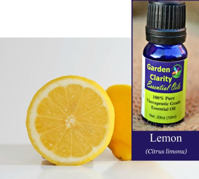 Lemon, Organic