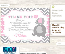 Printable Card with Name Personalization for Baby Shower or Birthday
