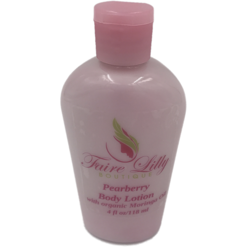 Pearberry Moringa Oil Lotion