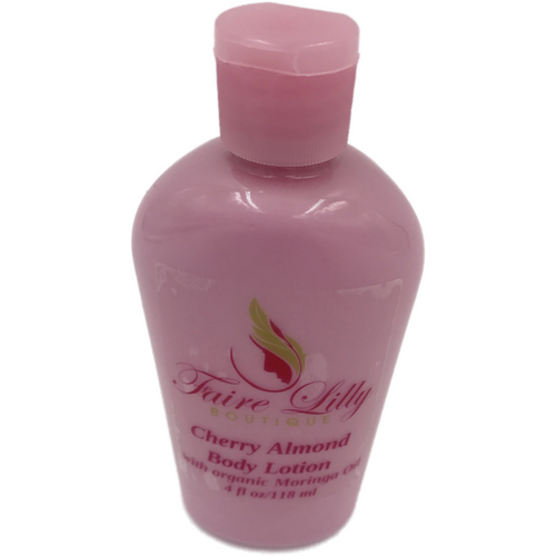 Cherry Almond Moringa Oil  Lotion