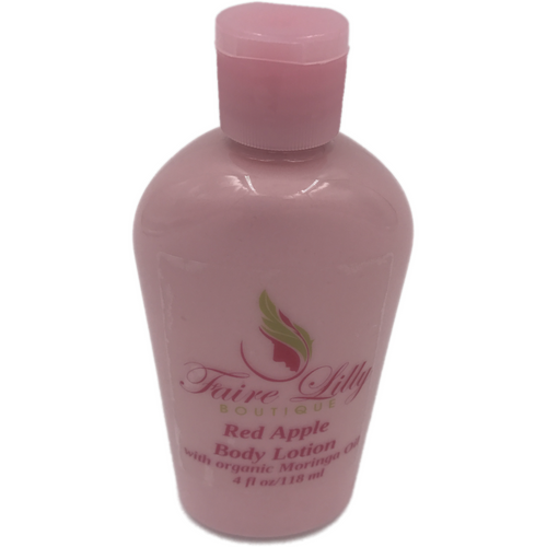Red Apple Moringa Oil Lotion