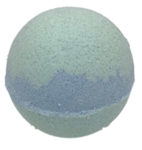 The Aliens Are Coming Bath bomb-Blue