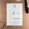 YOLOGO - Notecard & Calling Card Set