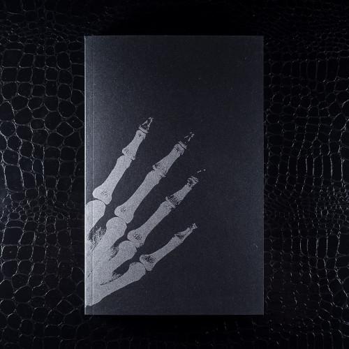 Skeleton Hand Sketchbook