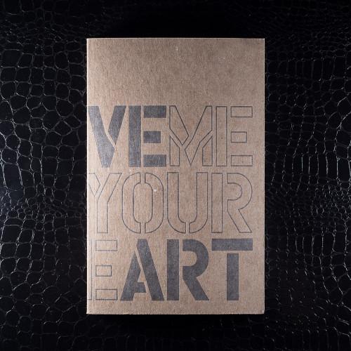 Give Art Sketchbook