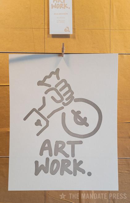 Atlas Architects - art+work 8x10