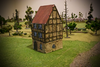 Timbered Large Town House