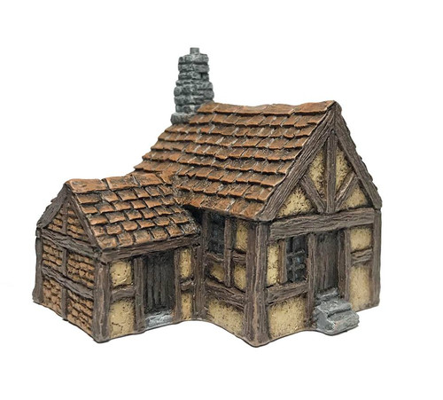 Single Storey Timber Framed House