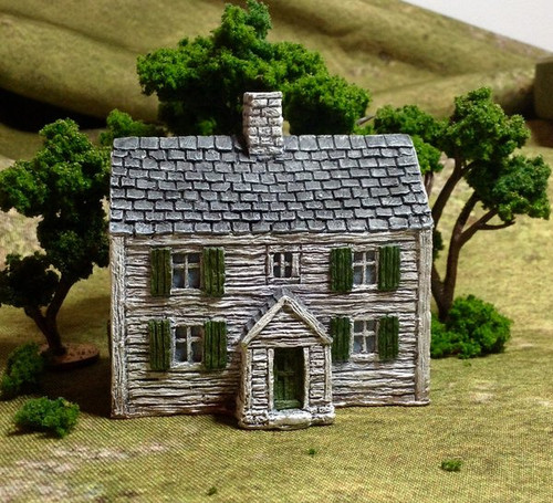 ACW Two Storey Timber House