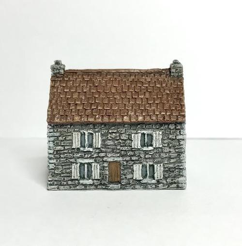 Stone-Built House