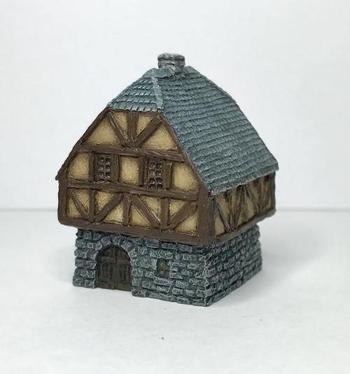Tiled Merchants House