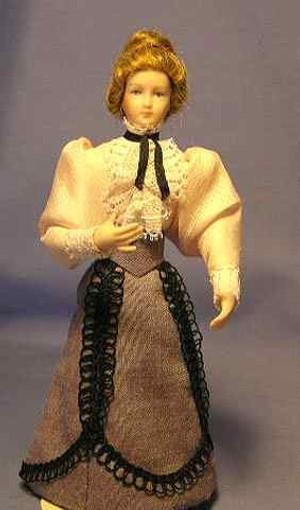 303 - Gibson Girl 1890-1895