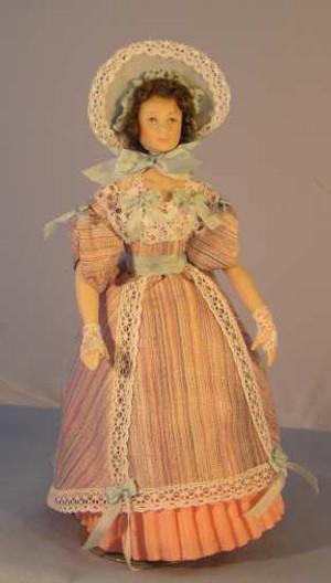 311 - Victorian Summer Dress #1