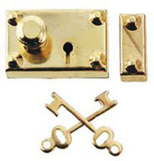 HW1134 - American Lockset with key - 1 set