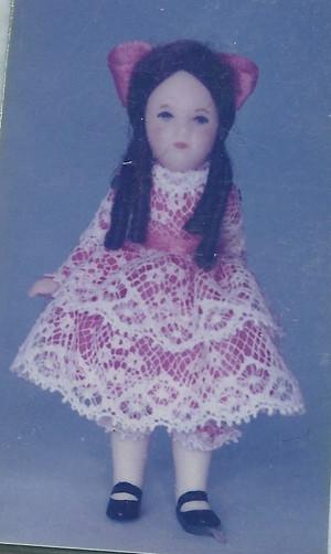 4190054 - Girl Dress Pattern & Fabric
