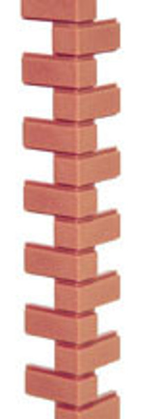 HW8207 - Corner Bricks Strip - 1:12