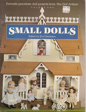 1669 - Small Dolls Book  -SSMDO