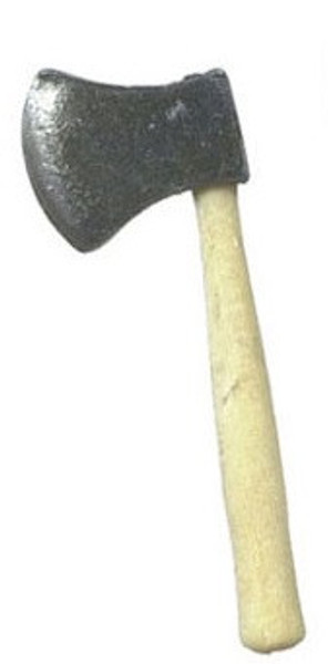 Dollhouse Miniature - FCA2946-1 - Small Axe - Pkg/1