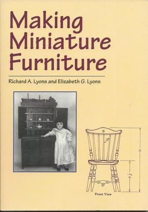 0-486-40719-5 - Making Miniature Furniture