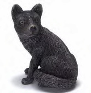 Dollhouse Miniature - EPMC323 - Artic Fox