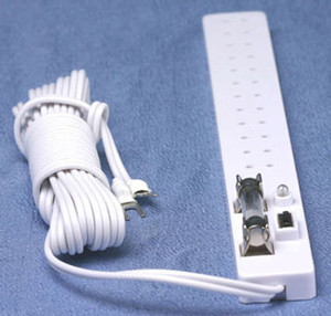 Dollhouse Miniature - Power Strip with Switch & Fuse - (HW2203) - MH653