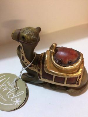 Polystone Holy Night - Miniature Camel Figure - 652686