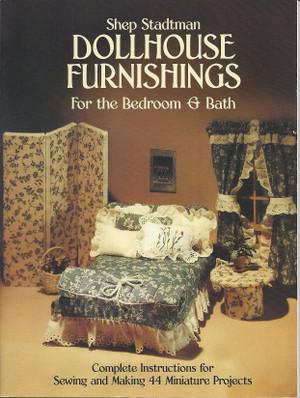 0-486-24590-X - Dollhouse Furnishings for Bed & Bath