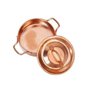 23668 - Copper Pot and Lid