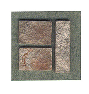 AAM0800 - Cut Stone Veneer - Brown - 72 Sq. Inches