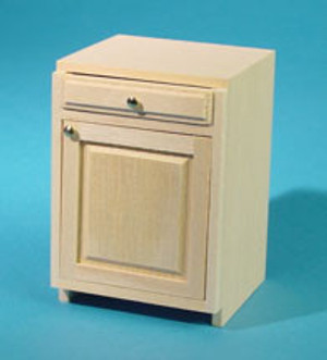 "HW13402 - Kitchen Cabinet Kit - 2"" Base - Kit - Unfinished"