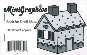 MG102 - Small Ideas Book - Wallpaper Pieces