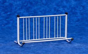 Dollhouse Miniature - EIWF556 - BIKE RACK - SILVER