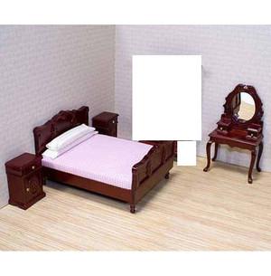 Dollhouse Miniature -MD2583 - Melissa & Doug - Bedroom Set/5