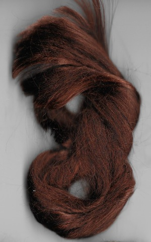 Dark Auburn - Wigging Material