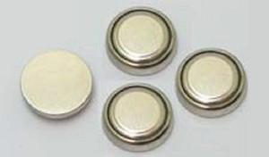 Dollhouse Miniature - HW2300 -LED Lithium CR927 Battery for LED Lights - 4pcs