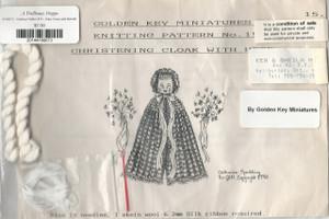 4190073 - Knitting Pattern #15 - Baby Dress and Bonnet